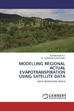 MODELLING REGIONAL ACTUAL EVAPOTRANSPIRATION USING SATELLITE DATA