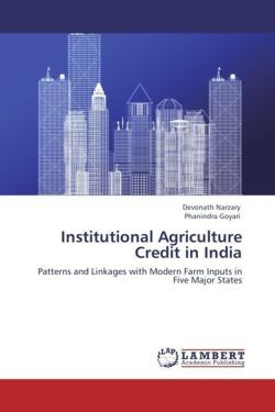 Institutional Agriculture Credit in India - Narzary, Devonath / Goyari, Phanindra
