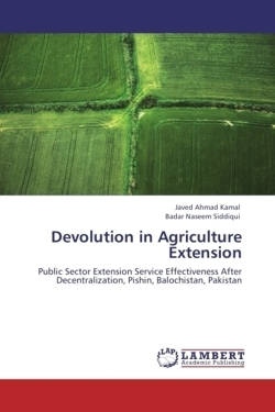 Devolution in Agriculture Extension