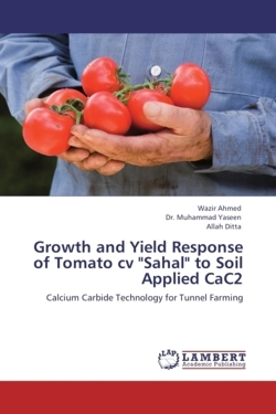 "Growth and Yield Response of Tomato cv ""Sahal"" to Soil Applied CaC2"
