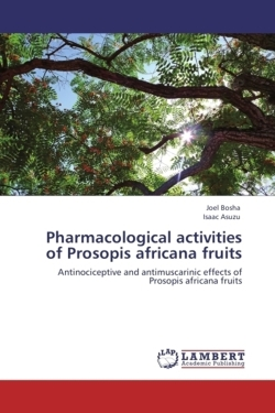 Pharmacological activities of Prosopis africana fruits