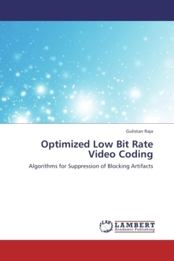 Optimized Low Bit Rate Video Coding - Raja, Gulistan