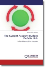 The Current Account-Budget Deficits Link - Akelate, Abebe Azene