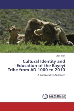 Cultural Identity and Education of the Bayeyi Tribe from AD 1000 to 2010 - Brian, Sitali