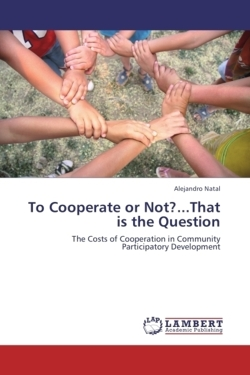 To Cooperate or Not?...That is the Question - Natal, Alejandro
