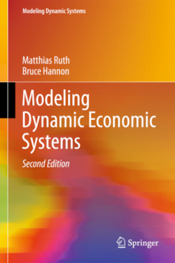 Modeling Dynamic Economic Systems - Ruth, Matthias / Hannon, Bruce