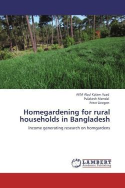 Homegardening for rural households in Bangladesh