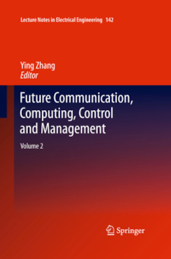 Future Communication, Computing, Control and Management 2