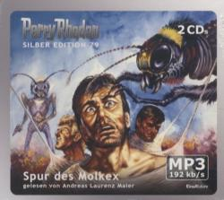 Perry Rhodan, Silber Edition - Spur des Molkex, 2 MP3-CDs