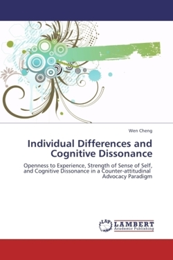 Individual Differences and Cognitive Dissonance - Cheng, Wen