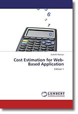 Cost Estimation for Web-Based Application - Mansor, Zulkefli