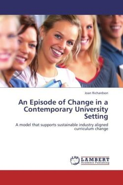 An Episode of Change in a Contemporary University Setting - Richardson, Joan