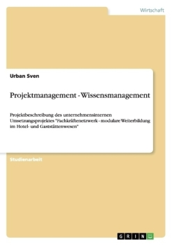 Projektmanagement - Wissensmanagement