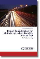 Design Consideration for Motorists at Urban Signalize Intersection