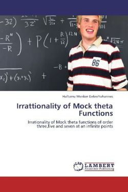Irrattionality of Mock theta Functions