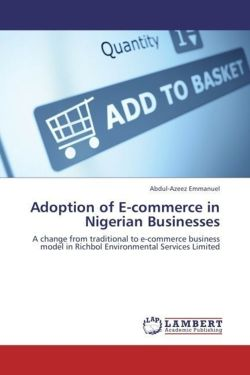 Adoption of E-commerce in Nigerian Businesses - Emmanuel, Abdul-Azeez