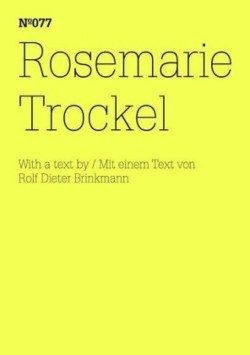 Rosemarie Trockel (100 Notes-100 Thoughts / 100 Notizen-100 Gedanken: Documenta (13))