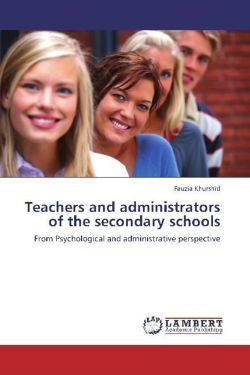 Teachers and administrators of the secondary schools