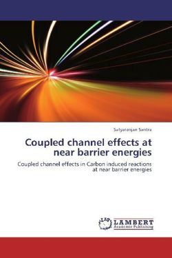 Coupled channel effects at near barrier energies - Santra, Satyaranjan