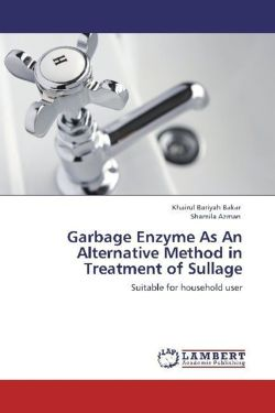Garbage Enzyme As An Alternative Method in Treatment of Sullage