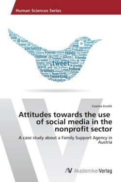 Attitudes towards the use   of social media in the nonprofit sector