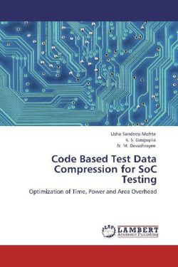 Code Based Test Data Compression for SoC Testing