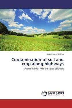 Contamination of soil and crop along highways