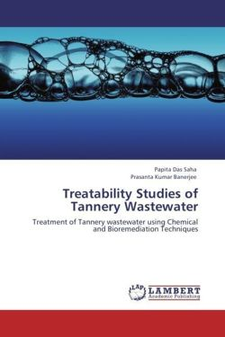 Treatability Studies of Tannery Wastewater