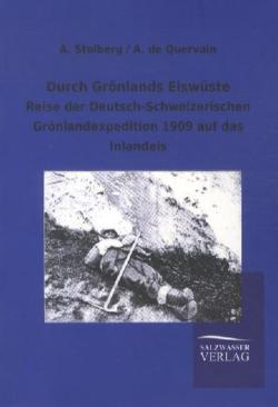 Durch Grönlands Eiswüste (German Edition)