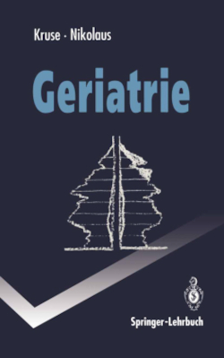Geriatrie (Springer-Lehrbuch) (German Edition)