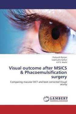 Visual outcome after MSICS & Phacoemulsification surgery