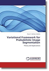 Variational Framework for Probabilistic Image Segmentation