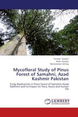 Mycofloral Study of Pinus Forest of Samahni, Azad Kashmir Pakistan
