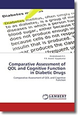 Comparative Assessment of QOL and Cognitive Function in Diabetic Drugs - K. C. , Arulprakasam / Vijayakumar, P. R. Anand