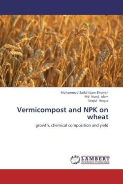 Vermicompost and NPK on wheat