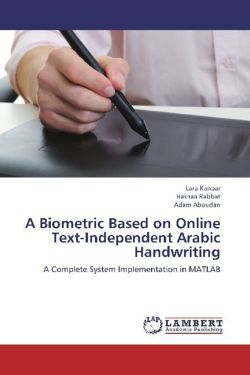 A Biometric Based on Online Text-Independent Arabic Handwriting