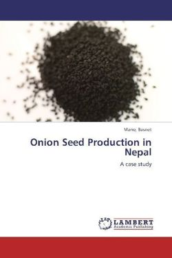 Onion Seed Production in Nepal - Basnet, Manoj