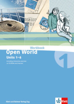 Open World. Bd.1. 7. Schuljahr, Workbook m. CD-ROM