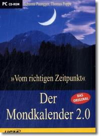 Der Mondkalender 2.0. Für Windows Vista/XP/2000/ME/98SE