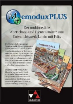 MemoDux Plus. Latein mit Felix. CD-ROM für Windows ab 98