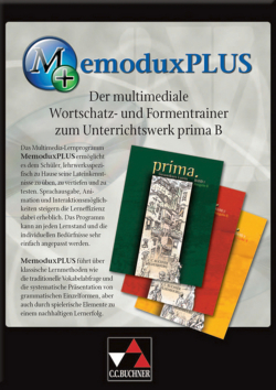 MemoDux Plus. Prima B. CD-ROM