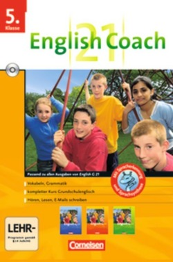 English Coach G 21. 5. Schuljahr. CD-ROM