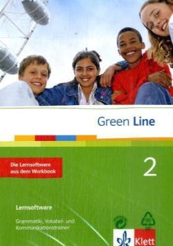 Sprachtrainer Green Line 2. Windows Vista; XP; 2000; NT; ME; 98