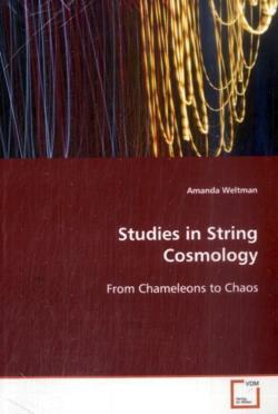 Studies in String Cosmology - Weltman, Amanda