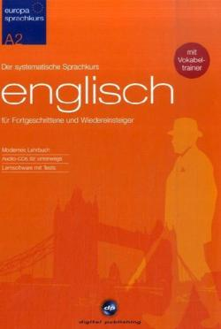 Europa Sprachkurs Englisch A2. Windows Vista/XP/2000