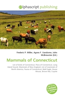Mammals of Connecticut