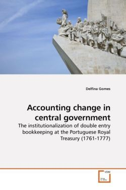 Accounting change in central government - Gomes, Delfina