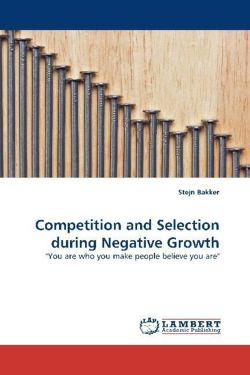 Competition and Selection during Negative Growth