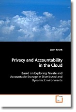 Privacy and Accountability in the Cloud - Torseth, Espen
