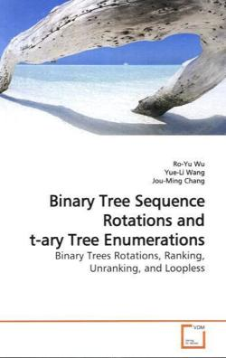 Binary Tree Sequence Rotations and t-ary Tree Enumerations